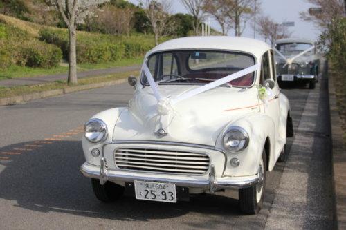 車と一緒に過ごす幸せな時間。「MINOR MATTERS」よりの画像