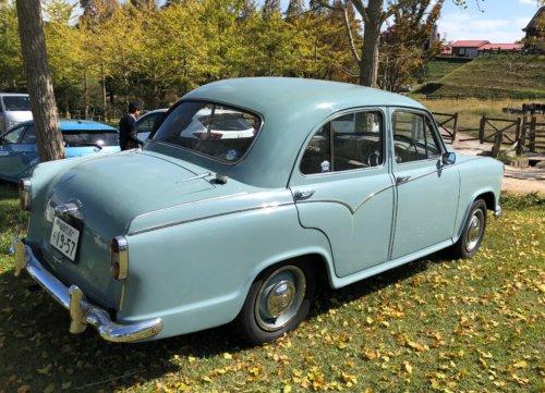 モーリスオックスフォード シリーズⅢの写真