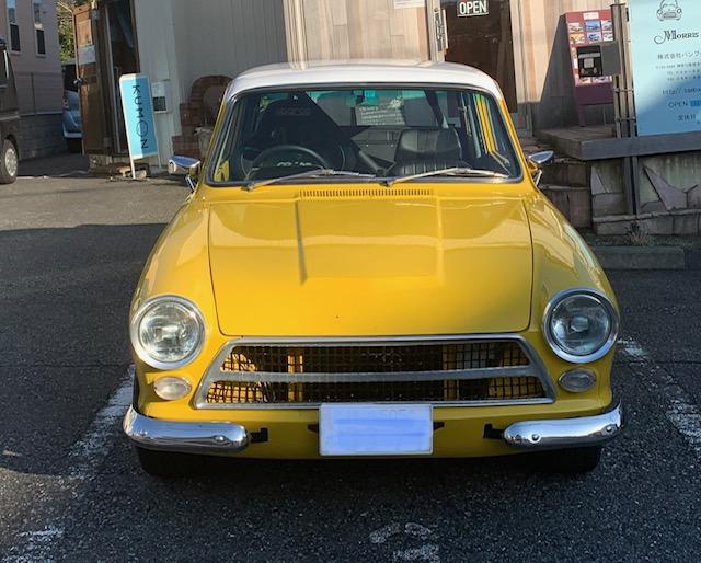 フォード コルチナ(改)