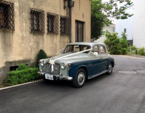 Wedding Car ・撮影車両レンタル。の画像