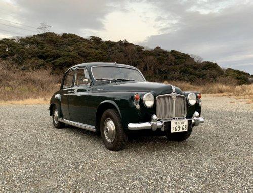 Rover P4 60 & 110 ローバーP4の画像