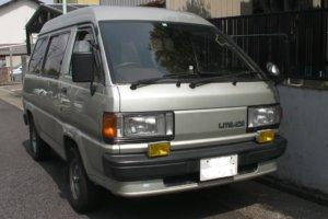 トヨタ ライトエース