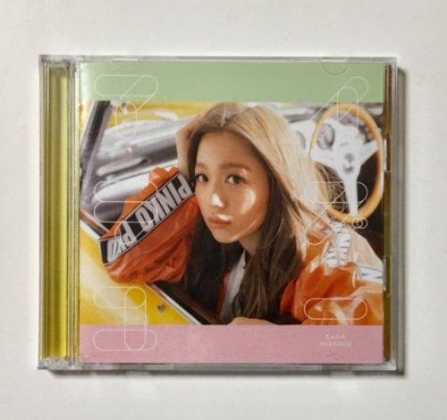 『西野カナさんのCDジャケット撮影』Honda S600の画像